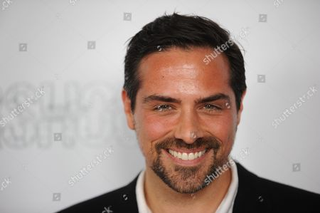 """Stock Picture of Brandon Pizzola arrives at the LA Premiere of """"Aftershock"""" at the Chinese 6 Theatres on in Los Angeles"""
