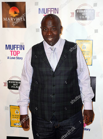 "Gary Anthony Williams arrives at the Muffin Top: A Love Story Premiere at LA LIVE, in Los Angeles. Muffin Top is a body image rom com made by women with the message: ""Love Yourself NOW, Not 5 LBS From Now"