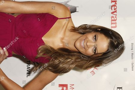 """Nikolette Noel attends the LA premiere of """"My Uncle Rafael"""" at the Chinese 6 Theatres, in Los Angeles"""