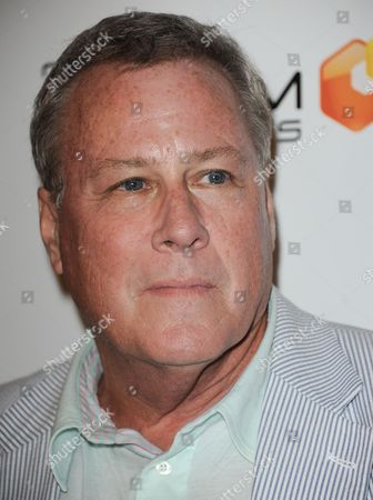 """John Heard arrives at the premiere of """"Sharknado"""" at the L.A. Live Theater on in Los Angeles"""