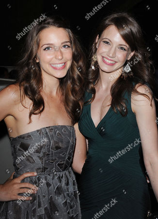 "Stock Image of Jessica Rothenberg, at left, and Charolette Graham attends ""The Hot Flashes"" premiere afterparty at Lure on in Los Angeles. The Hot Flashes premiere will also serve as a benefit for its official charity partner, the American Cancer Society"