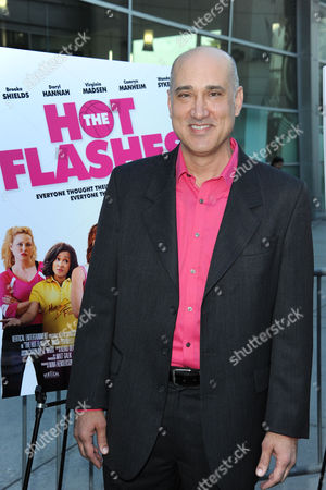 """Stock Photo of Kenny Alfonso arrives at the LA premiere of """"The Hot Flashes"""" at the ArcLight Hollywood on in Los Angeles. The Hot Flashes premiere will also serve as a benefit for its official charity partner, the American Cancer Society"""