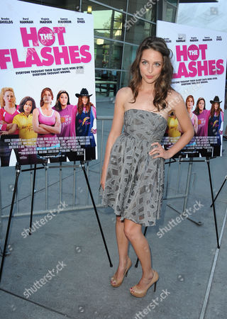 Editorial photo of LA Premiere of The Hot Flashes, Los Angeles, USA