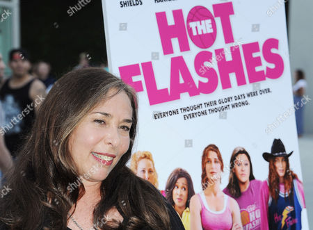 """Stock Image of Susan Seidelman arrives at the LA premiere of """"The Hot Flashes"""" at the ArcLight Hollywood on in Los Angeles"""
