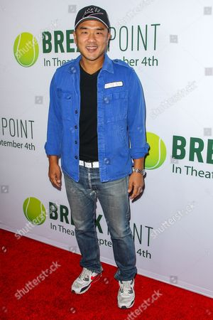 Gene Hong attends a special screening of 'Break Point' at the TCL Chinese 6 Theatres on in Los Angeles