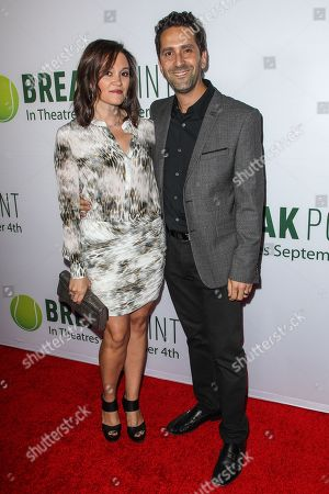 Jay Karas attends a special screening of 'Break Point' at the TCL Chinese 6 Theatres on in Los Angeles