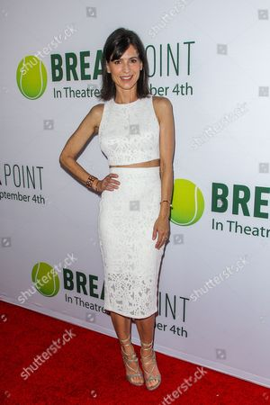 """Editorial picture of LA Special Screening of """"Break Point"""", Los Angeles, USA"""