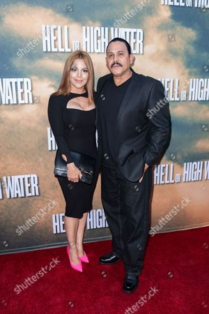 "Editorial picture of LA Special Screening of ""Hell or High Water"" - Arrivals, Los Angeles, USA"