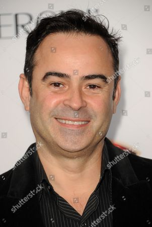 Nelson Ascencio arrives at the Latina Magazine's Hot Hollywood List event at The Redbury Hotel on in Los Angeles