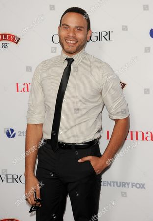 Ian Verdun arrives at the Latina Magazine's Hot Hollywood List event at The Redbury Hotel on in Los Angeles