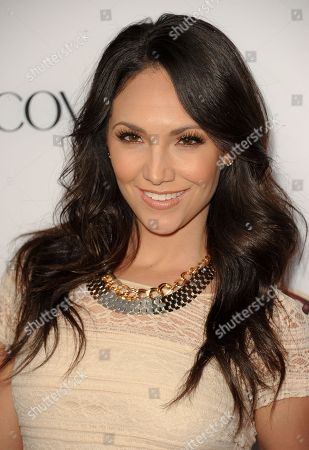 Tera Perez arrives at the Latina Magazine's Hot Hollywood List event at The Redbury Hotel on in Los Angeles