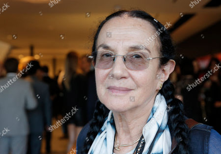 Photographer Mary Ellen Mark attends the Leica Los Angeles Grand Opening, on Thursday, June, 20, 2013 in West Hollywood, California