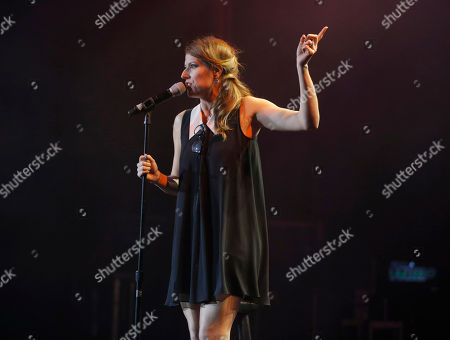 Nicole Parker performs onstage at the 14th annual 'Les Girls' at Avalon on in Hollywood, California
