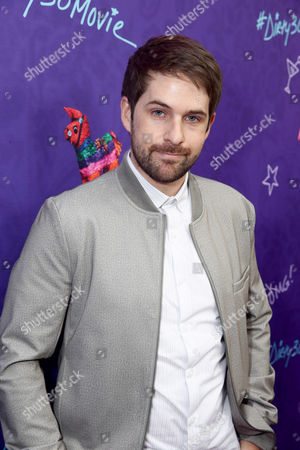 """Ian Hecox seen at Lionsgate Premiere of """"Dirty 30"""" at ArcLight Cinemas, in Los Angeles"""