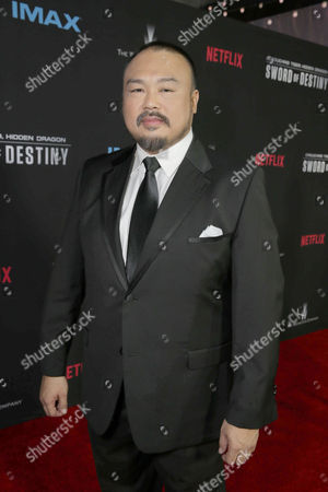Editorial image of Los Angeles Premiere of Netflix original film 'Crouching Tiger, Hidden Dragon: Sword of Destiny', Universal City, USA