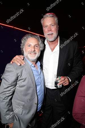 "Warner Bros. Pictures, and director/producer Gregory Jacobs and Kevin Nash seen at the Los Angeles World Premiere of Warner Bros. Pictures' ""Magic Mike XXL"", in Los Angeles"
