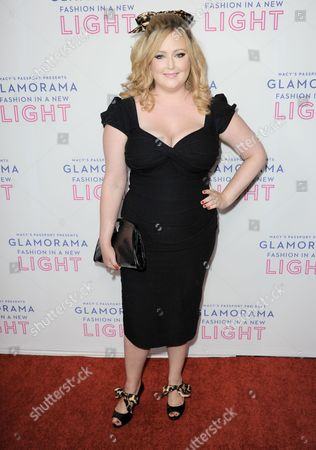 Katrina Parker arrives at the Macy's Passport's Glamorama at The Orpheum Theatre on in Los Angeles