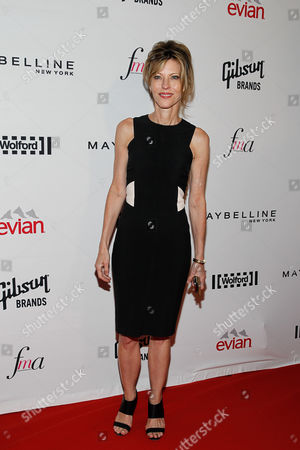 Roberta Myers seen at the The Daily Front Row Second Annual Fashion Media Awards at the Park Hyatt New York, in New York