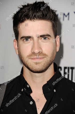 Ryan Rottman arrives at the Men's Fitness Celebration Of their 2014 Game Changers Issue, in West Hollywood, Calif
