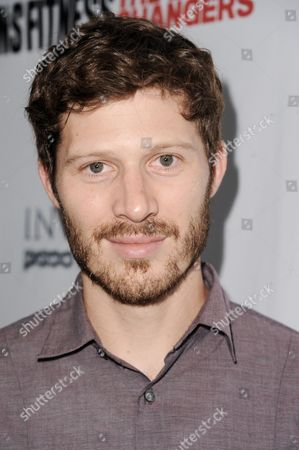 Zach Gilford arrives at the Men's Fitness Celebration Of their 2014 Game Changers Issue, in West Hollywood, Calif