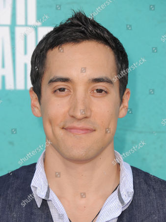 Keahu Kahuanui arrives at the MTV Movie Awards on in Los Angeles
