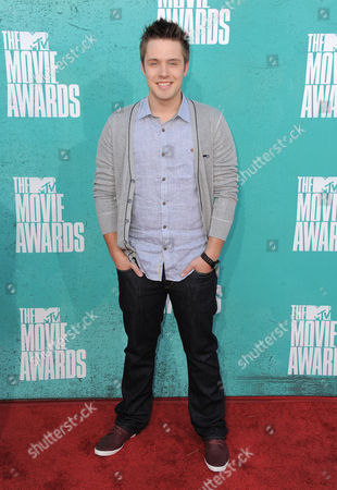 Matthew Fahey arrives at the MTV Movie Awards on in Los Angeles