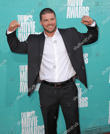 Editorial picture of MTV Movie Awards Arrivals, Los Angeles, USA