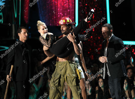 Editorial photo of MTV Movie Awards Show, Los Angeles, USA