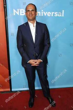 Marcus Lemonis attends the NBC 2014 Summer TCA held at the Beverly Hilton Hotel, in Beverly Hills, Calif