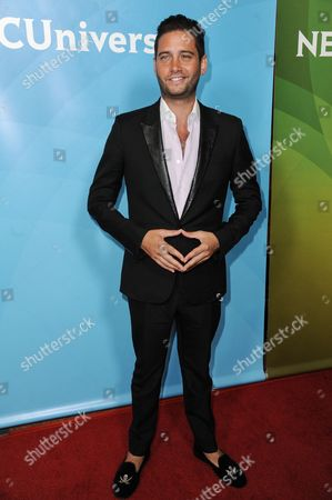 Josh Flagg attends the NBC 2014 Summer TCA held at the Beverly Hilton Hotel, in Beverly Hills, Calif