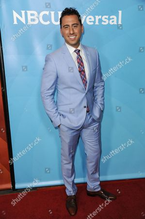 Josh Flagg Josh Altman attends the NBC 2014 Summer TCA held at the Beverly Hilton Hotel, in Beverly Hills, Calif