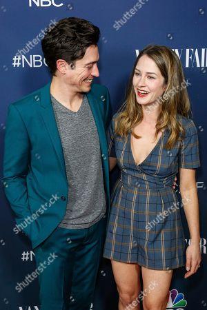 Editorial image of NBC and Vanity Fair Toast to the 2016 - 2017 TV Season, Los Angeles, USA