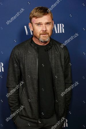 Ricky Schroder arrives at the NBC and Vanity Fair Toast to the 2016 - 2017 TV Season, in Los Angeles