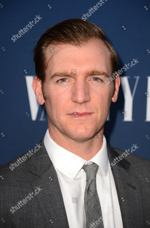 Cliff Chamberlain arrives at NBC And Vanity Fair's 2014 - 2015 TV Season Event at Hyde Sunset Kitchen on in Los Angeles