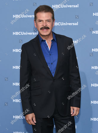 Stock Photo of Sergio Goyri attends the NBCUniversal 2016 Upfront Presentation at Radio City Music Hall, in New York