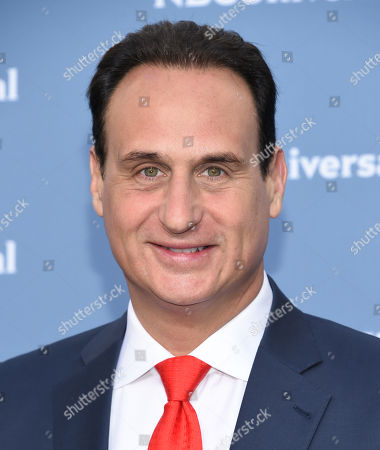 Jose Diaz-Balart attends the NBCUniversal 2016 Upfront Presentation at Radio City Music Hall, in New York