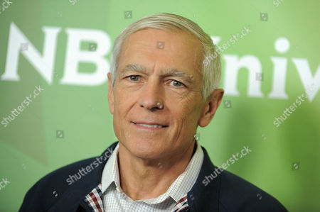 Ret. Gen. Wesley Clark attends NBCUniversal's 2012 Summer Press Tour at the Beverly Hilton Hotel, in Beverly Hills, Calif