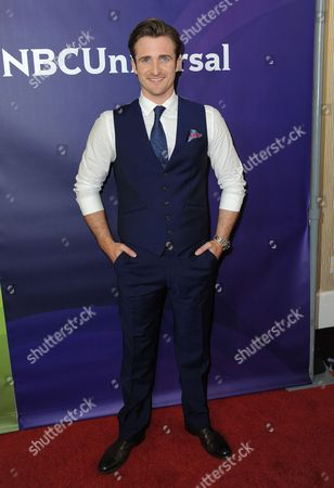Editorial photo of NBCUniversal Summer Press Tour, Beverly Hills, USA