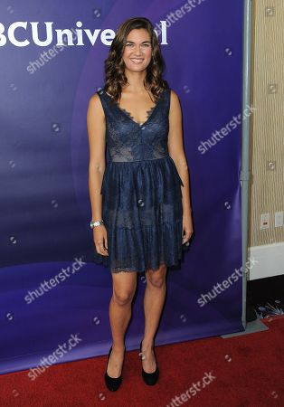 Stock Photo of Teri Reeves attends NBCUniversal's 2012 Summer Press Tour at the Beverly Hilton Hotel, in Beverly Hills, Calif