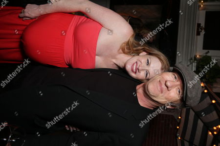 Mireille Enos and Gregg Henry seen at Netflix's 'The Killing' Season 4 Premiere at the Arclight Hollywood, in Hollywood, CA