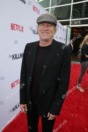 """Gregg Henry seen at Netflix's """"The Killing"""" Season 4 Premiere at the Arclight Hollywood, in Hollywood, CA"""