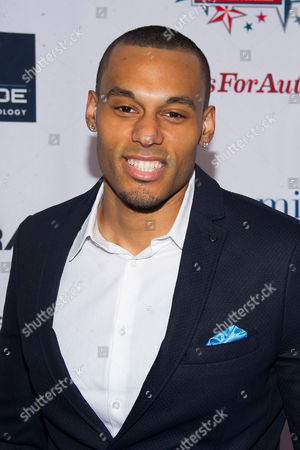 "Stock Image of DJ Juss attends Comedy Central's ""Night of Too Many Stars: America Comes Together for Autism Programs"" at the Beacon Theatre on in New York"