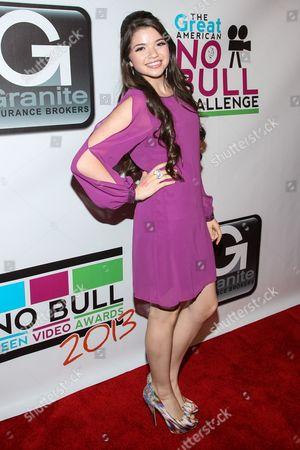 Editorial image of No Bull Teen Video Awards, Los Angeles, USA