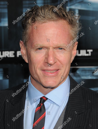 """Stock Picture of Screenwriter Miles Chapman attends the premiere of """"Escape Plan"""" at the Regal E-Walk on in New York"""