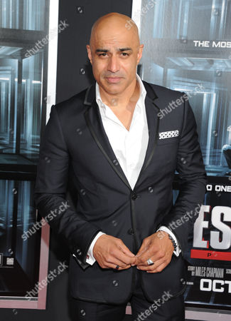 """Editorial photo of NY Premiere of """"Escape Plan"""", New York, USA"""