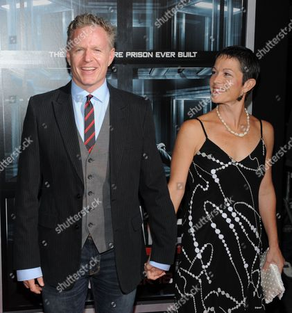 """Editorial picture of NY Premiere of """"Escape Plan"""", New York, USA"""