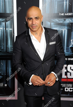 """Editorial image of NY Premiere of """"Escape Plan"""", New York, USA"""