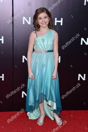 "Editorial picture of NY Premiere of ""Noah"", New York, USA"