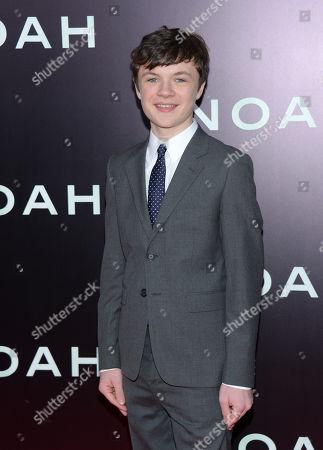 "Editorial photo of NY Premiere of ""Noah"", New York, USA"