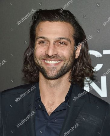"""Stock Photo of Alexander DiPersia attends the premiere of """"Nocturnal Animals"""" at the Paris Theatre, in New York"""